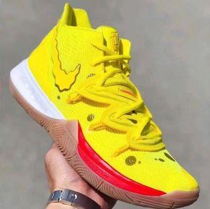 Nike Kyrie Irving Spongebob Edition